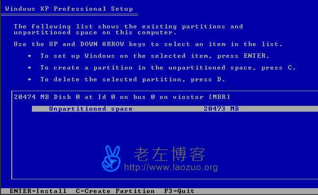 Vultr VPS主机自定义安装英文Windows XP系统过程 附XP系统ISO
